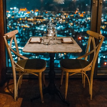 Best Restaurants in Cape Town for Couples