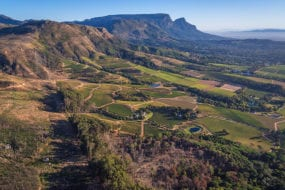 Winelands Helicopter Tour